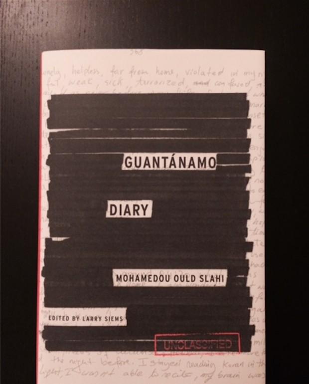 Capa do livro de Mohamedou Ould Slahi (Crédito: Reprodução)