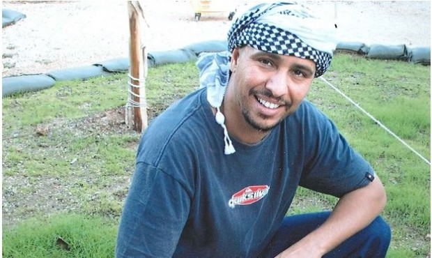 Mohamedou Ould Slahi. (Crédito: cortesia do autor)