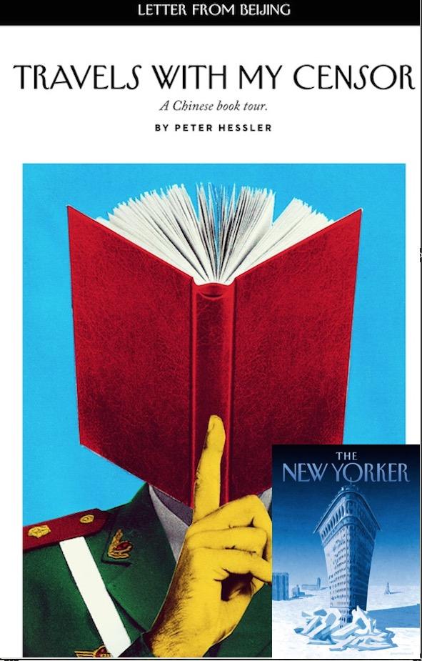 Ilustração do artigo de Peter Kessler na The New Yorker desta semana (Crédito: Reprodução)