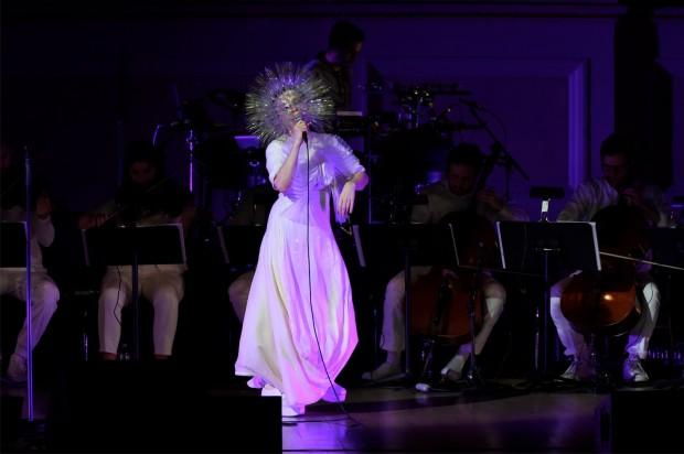 A cantora faz sete apresentações em Nova York até abril. (Crédito: Kevin Mazur)