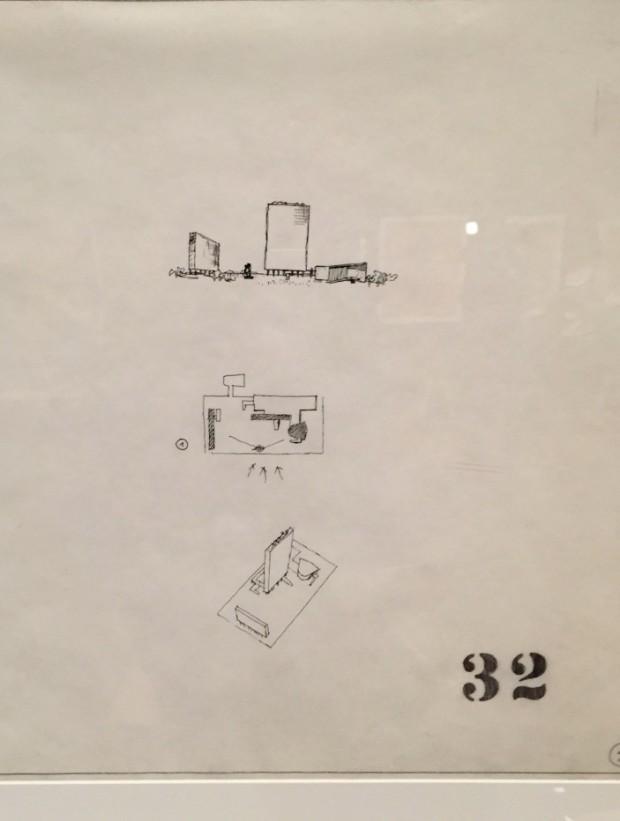 Proposta para a sede das Nações Unidas, em Nova York, por Oscar Niemeyer e Wallace K. Harrison. (Foto: Marcelo Bernardes)