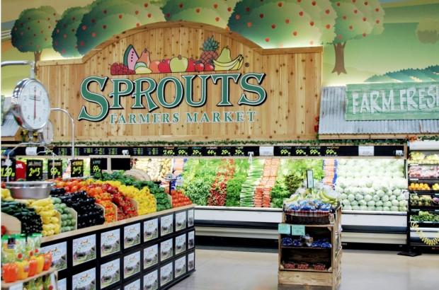 Foto tirada antes de a loja abrir porque o supermercado nunca fica vazio assim (crédito: divulgação)