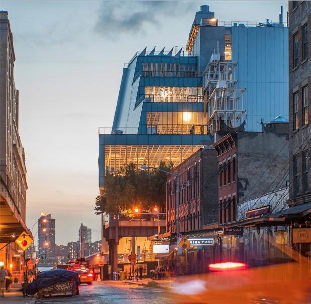 Com estrututa de metal que pesa 28.000 toneladas, o projeto do arquiteto italiano Renzo Piano finalmente fica pronto após 11 anos. (Foto: Karin Jobst)