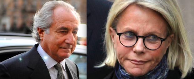 O casal Bernie e Ruth Madoff. (Fotos: reprodução)