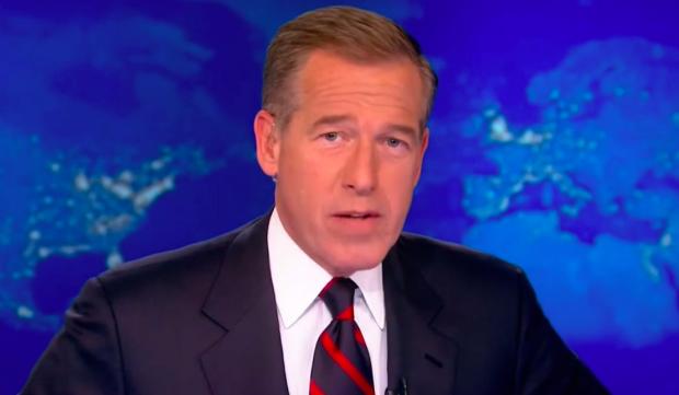 Brian Williams fará a apresentação de boletins especiais da rede MSNBC a partir do dia 22 de setembro. (Foto: divulgação)