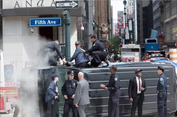 """""""Quantico"""" é o segundo seriado da temporada a usar Nova York como palco de um ataque terrorista. (Foto: ABC/Eric Liebowitz)"""