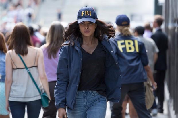 "A atriz indiana Priyanka Chopraé a protagonista de ""Quantico"" (Foto: ABC/Eric Liebowitz)"