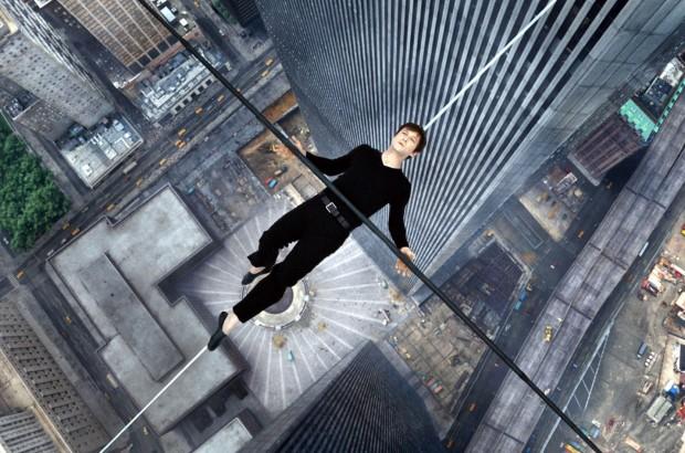 """O ator Joseph Gordon-Levitt em cena de """"A Travessia"""". (Foto: Divulgação)"""