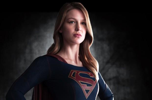"""Melissa Benoist (de """"Glee"""") interpreta """"Supergirl"""", seriado lançado hoje nos EUA e que chega ao Brasil dia 4 de novembro. (Foto: Divulgação)"""