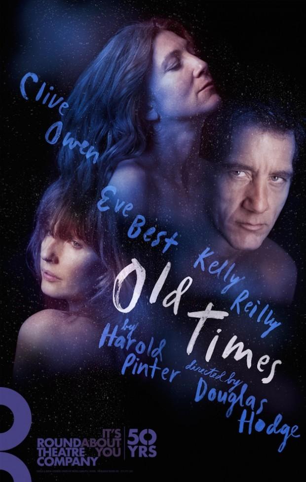 O cartaz da peça, que fica em cartaz na Broadway até dia 29 de novembro. (Foto: Divulgacão)