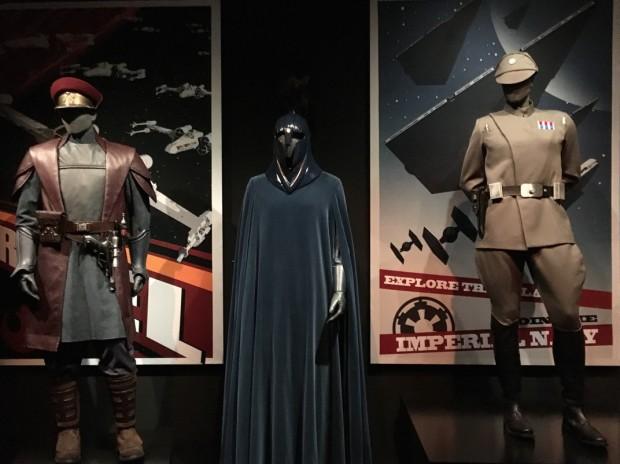 "O militarismo de ""Star Wars"". (Foto: Marcelo Bernardes)"