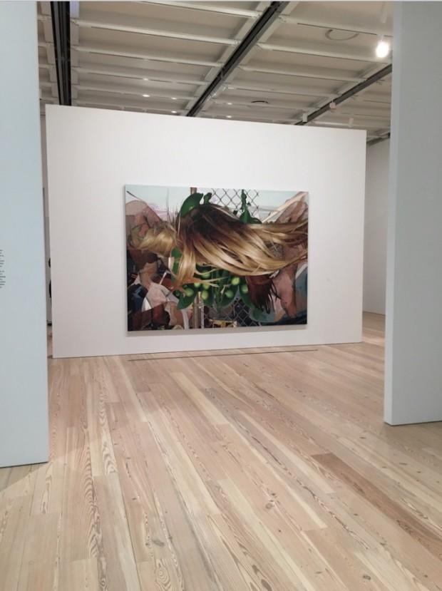 """Tela """"Junkyard"""", 2002, de Jeff Koons (Foto: Marcelo Bernardes)"""