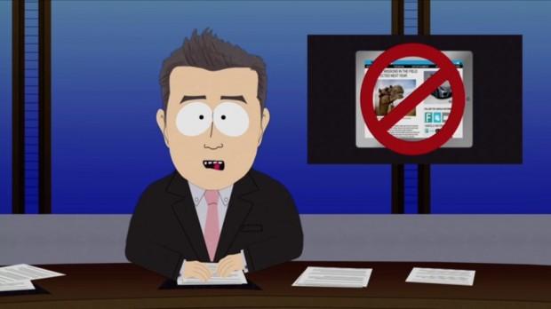 Os bloqueadores de anúncio ganham reportagem no telejornal local. (Foto: Reprodução)