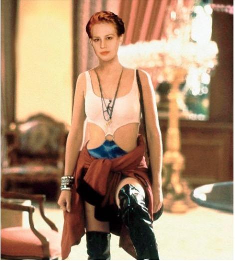 """Molly Ringwald disse não à """"Uma Linda Mulher"""". (Foto: Reprodução)"""