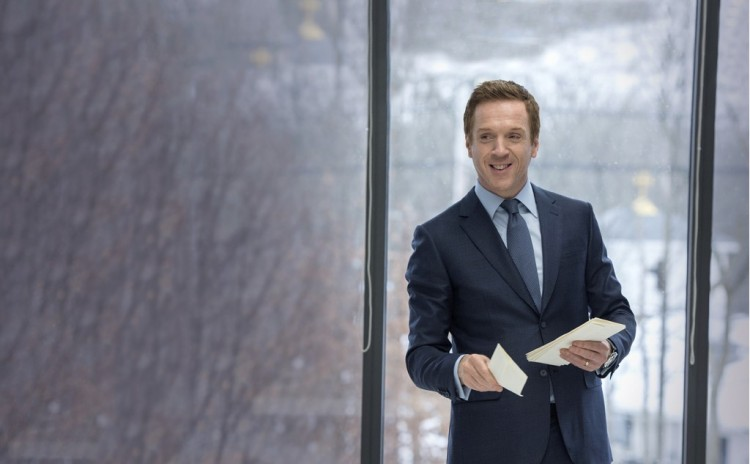"""Em """"Billions"""", Damian Lewis cria um Gordon Gekko para novas gerações. (Foto: Showtime)"""