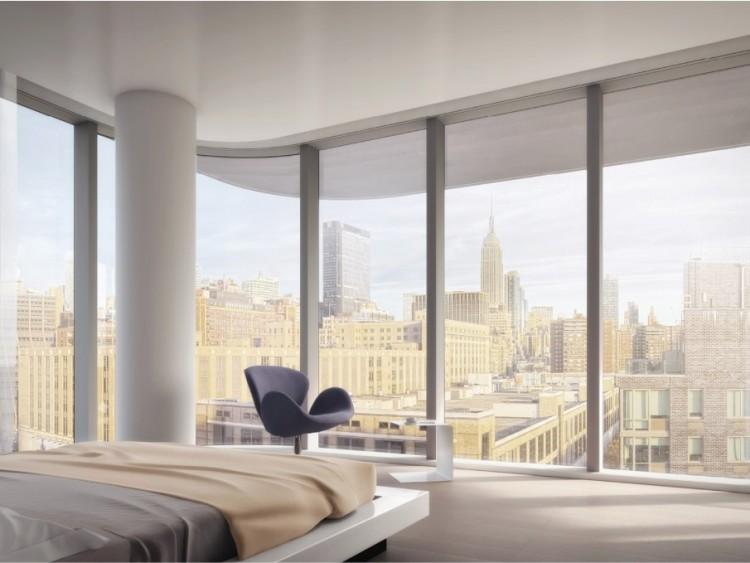 Vista do projeto de Hadid, que deve ficar pronto no ano que vem. (Foto: Divulgação)