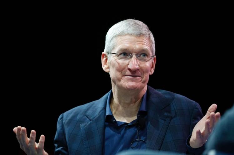 O CEO da Apple Tim Cook (Foto: Divulgação)