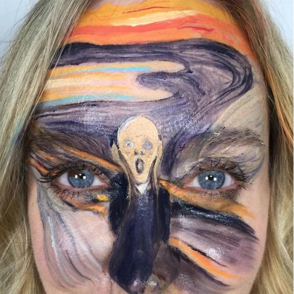 """""""O Grito"""", Edvard Munch. (Foto: Reprodução)"""