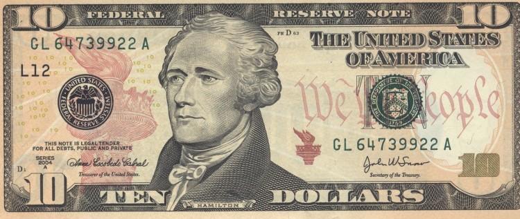 Alexander Hamilton: de primeiro secretário do tesouro americano à ídolo hip-hop. (Foto: Divulgação)