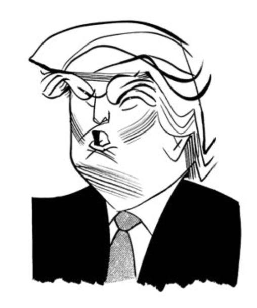 Charge de Tom Bachtell para a revista Thew New Yorker. (Foto: Reprodução)