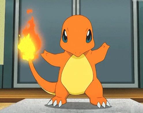 """O único """"millenial"""" que errou o nome do Pikachu, o confundiu com o pokémon largato Chamander. (Foto: Reprodução)"""