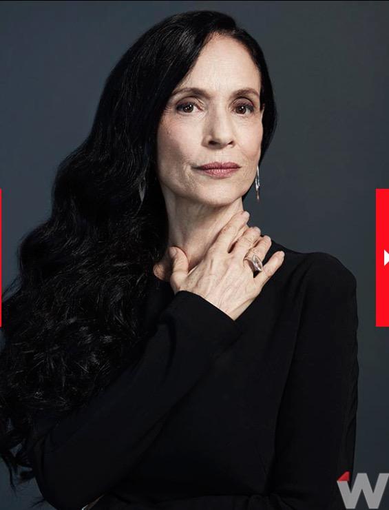 """Sonia Braga, fotografada por Geneviève Caron para o """"The Wrap"""". (Reprodução)"""
