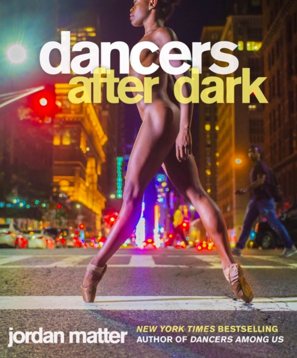 """Capa do livro """"Dancers After Dark"""", a ser lançado amanhã nos EUA. (Foto: Reprodução)"""