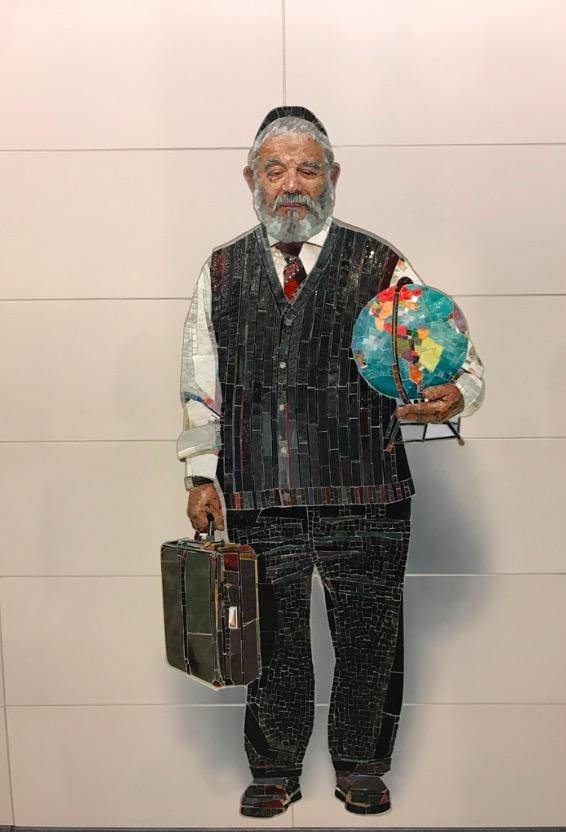 Qualquer semelhança com o ex-presidente Lula é mera coincidência! (Foto: Marcelo Bernardes)